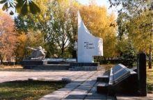 Мемориал в паркке Славы