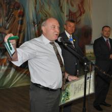 Лауреат премии им. И.ЕРепина Ковтун В.И. - номинация живопись